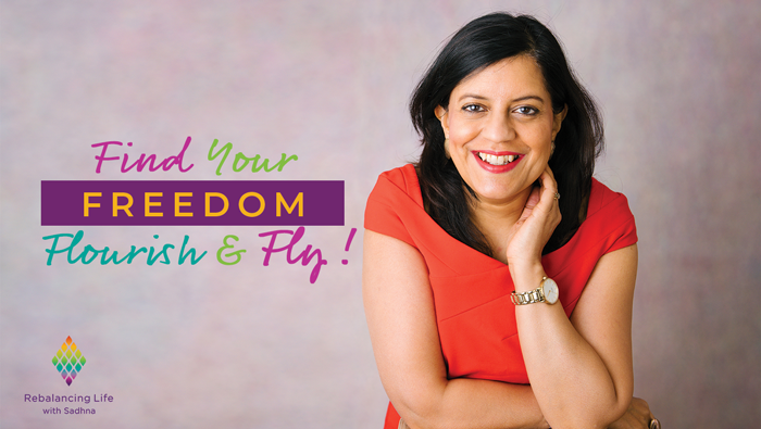 Find your freedom, flourish and fly!